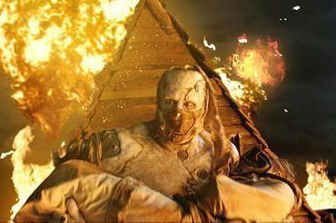 Un monstruo de Frankenstein que nos recuerda al de Kenneth Branagh