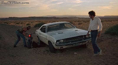 """Punto Límite Cero"" (""Vanishing Point"", 1970)"
