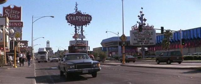 """Las Vegas. """"Yo, el Halcón"""" (""""Over the Top"""", 1987)"""