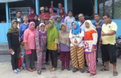 kelompok Perempuan Produk Olahan Hasil Laut Kecamatan Pulau Derawan