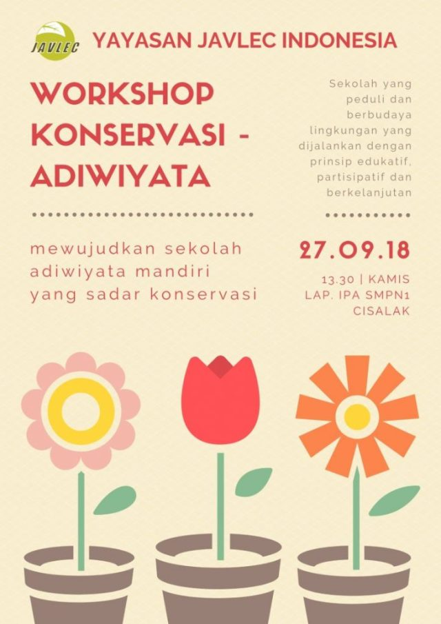Workshop Adiwiyata