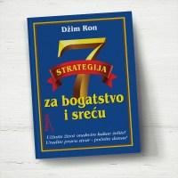7 strategija za bogatstvo i sreću Džim Ron javorizdavastvo knjige za svakoga