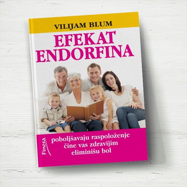 Efekat endorfina - Vilijam Blum - Javor izdavastvo - Za svakoga po nesto