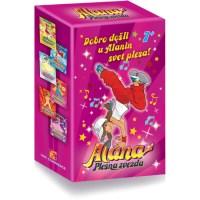 Alana plesna zvezda- Komplet 1-6 - Arlin Filips - Javor izdavastvo
