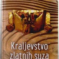 Kraljevstvo zlatnih suza - Zenon Kosidovski - Javor izdavaštvo