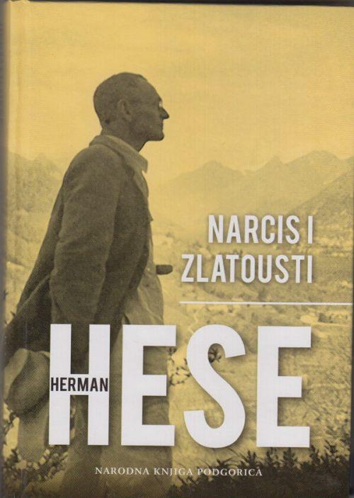 Narcis i zlatousti - Herman Hese - Javor izdavastvo - Za svakoga po nesto