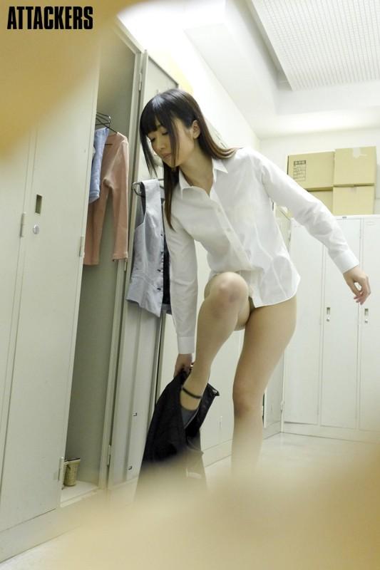 Preview 2 - SHKD-565 監視されていた美人受付嬢 大槻ひびき