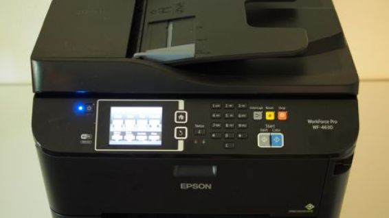 طابعة Epson WorkForce Pro WF-4630