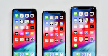 iPhone XR & iPhone XS & iPhone XS Max
