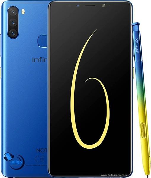 سعر ومواصفات Infinix Note 6