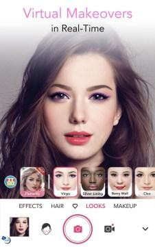 برنامج المكياج YouCam Makeup