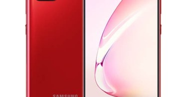 جوال Samsung Galaxy Note 10 Lite