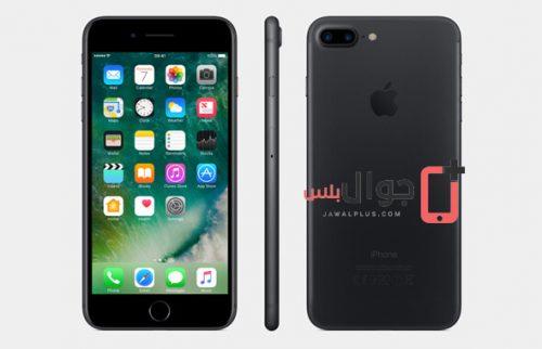 سعر ومواصفات Apple Iphone 7 Plus مميزات وعيوب آبل ايفون