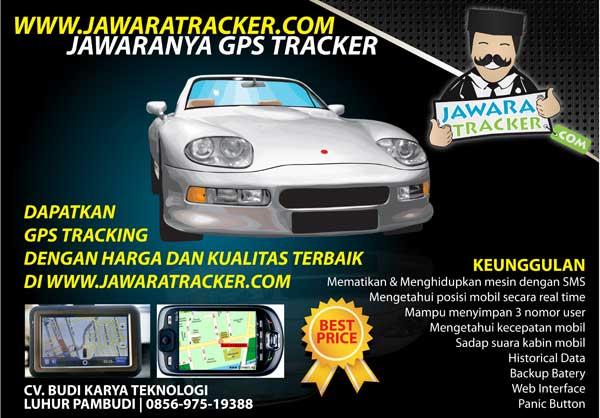 Gps Tracker Jakarta