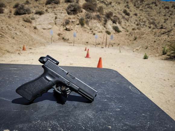 Leupold DeltaPoint Micro Glock 17 Review