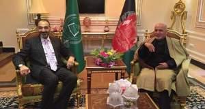 مذاکرات عطا محمد نور با رئیس جمهوری با بگومگوهای زیادی همراه بوده است