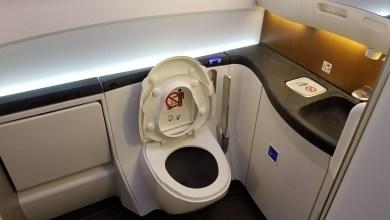 أين تذهب فضلات مراحيض الطائرات؟