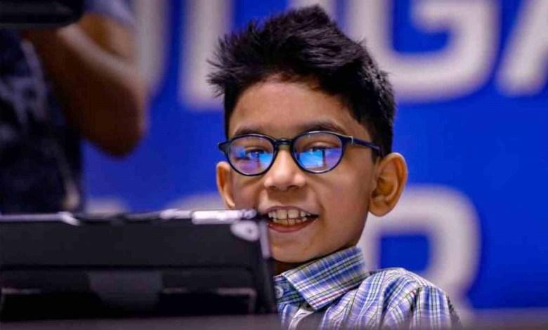 طفل هندي دخل موسوعة غينيس كأصغر مبرمج في العالم!