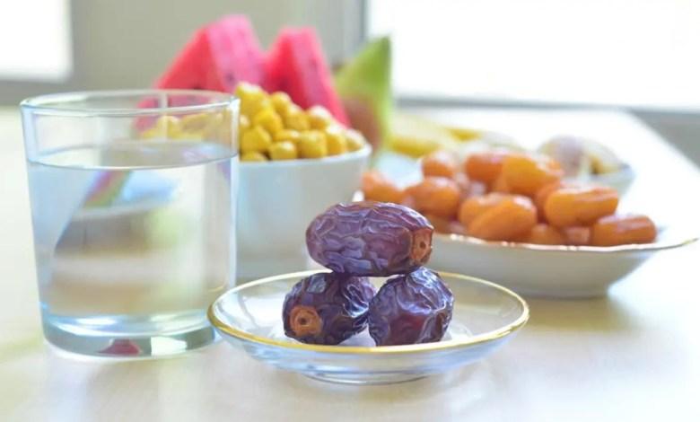 كيف تخسر 10 كيلوغرامات من وزنك في رمضان؟