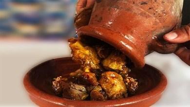 """تعرف على طبق بنت الرماد """"الطنجية"""" المغربي و طريقة تحضيره"""