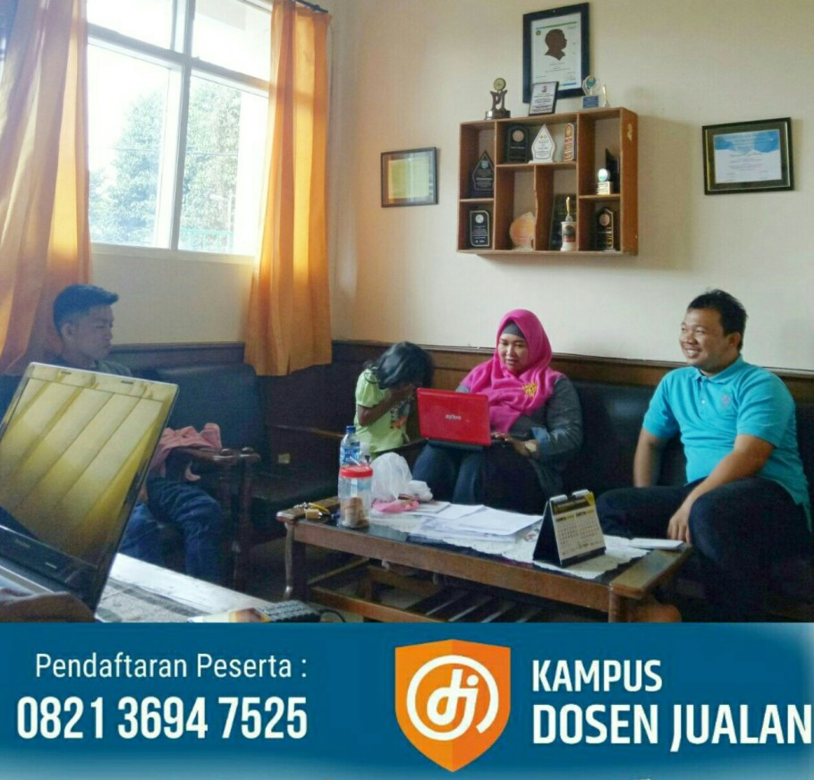 Kampus Online Marketing  Jogja