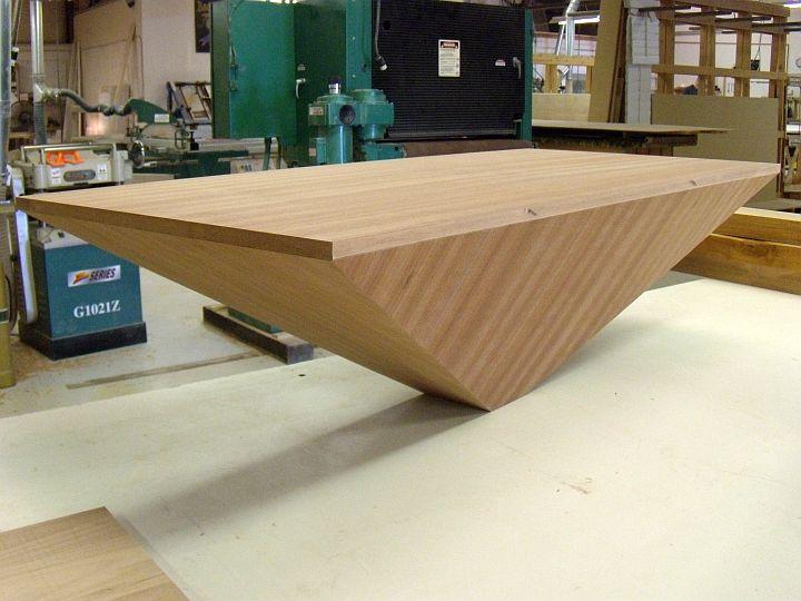 wood shop tables