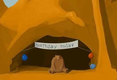 Lonely Birthday