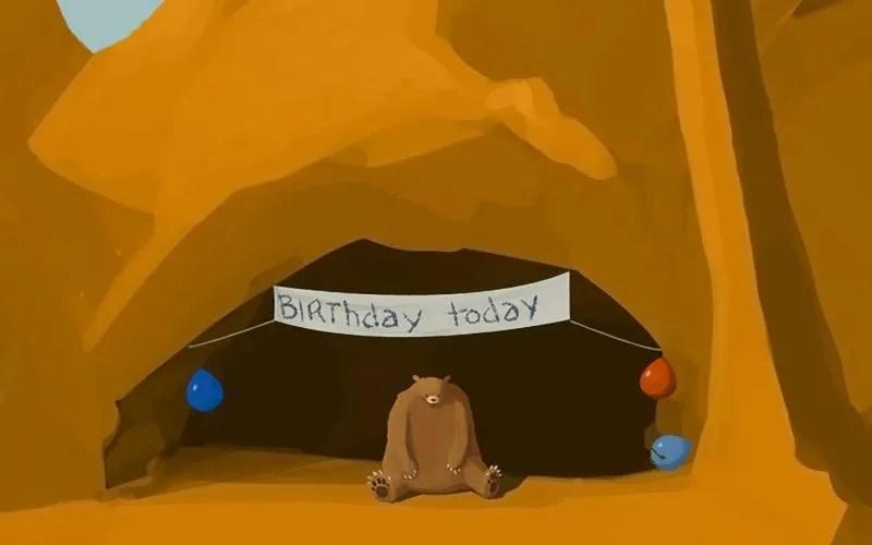 Lonely Birthday