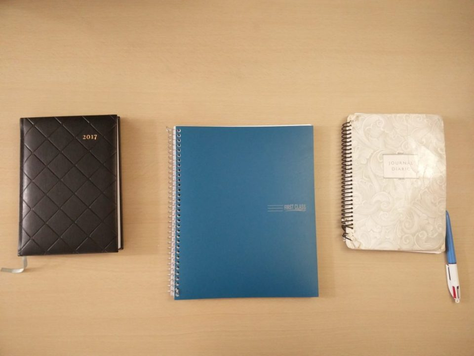 Different Sizes of Journals