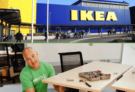 Understanding Ikea's Acquisition of Task Rabbit