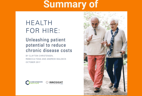 """Summary of """"Heath for Hire"""" by Christensen's Institute"""