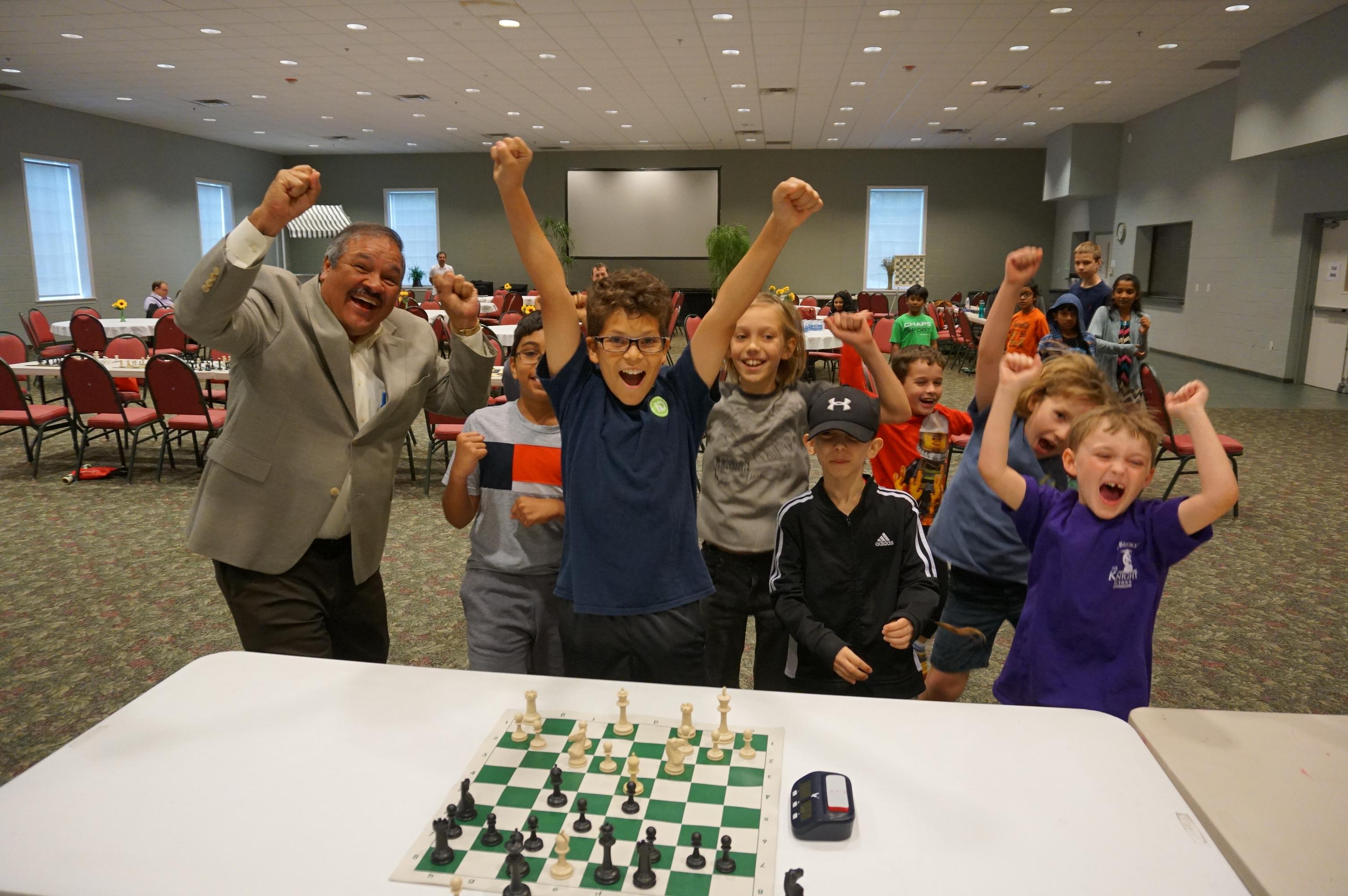 2018 Fall Training Program (Ended!) – JAXCC – Jacksonville Chess