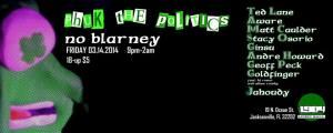 no blarney