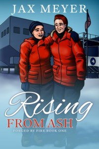 Rising from Ash at the lesfic book club