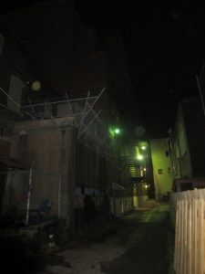Alley 4
