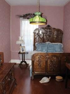 Eartha's room