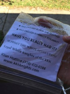 Klan flyer 2