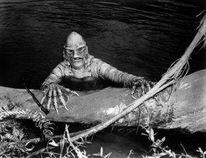 creature black lagoon