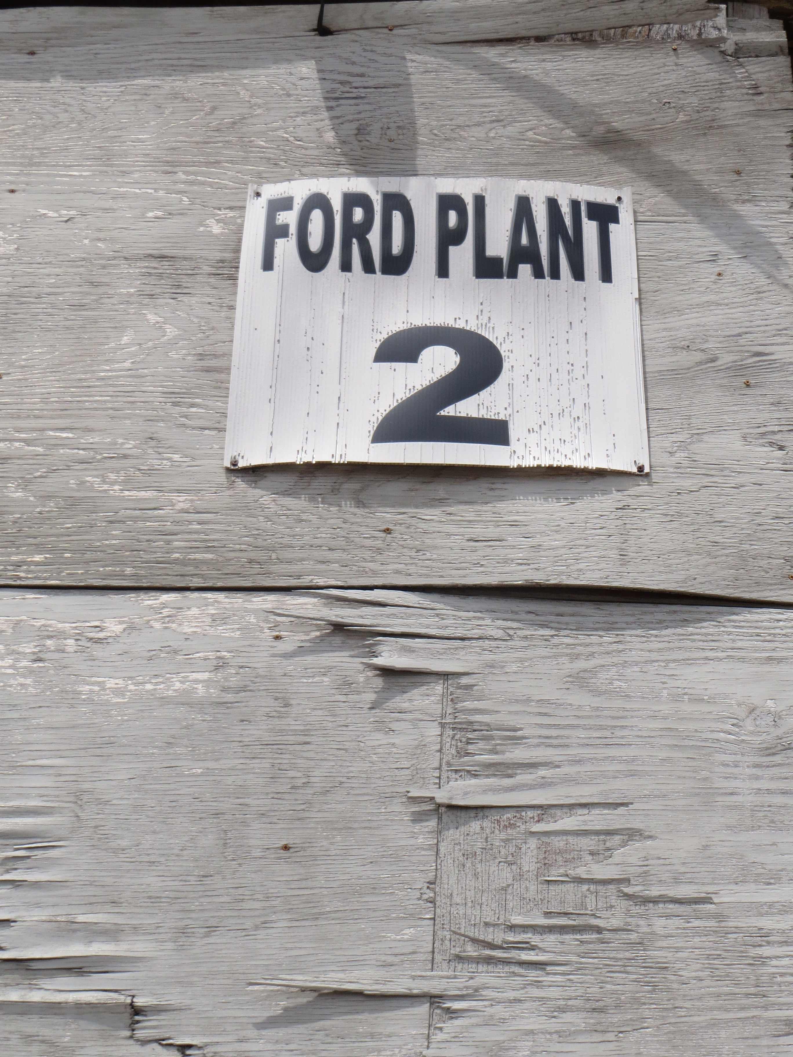 Fairfield Ford Motor pany Assembly Plant