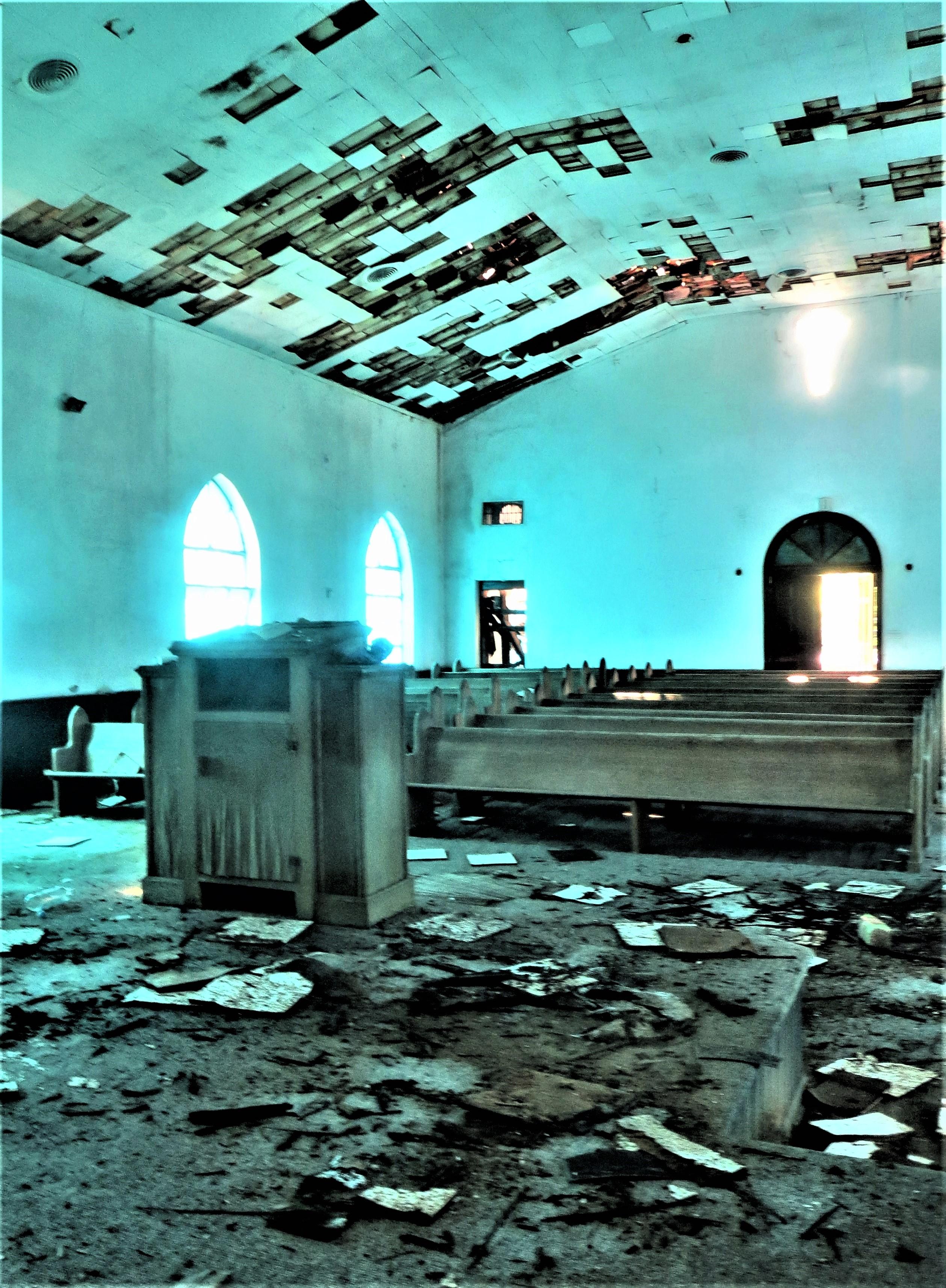 Brooklyn Mt Calvary Baptist Church For Thou Art With Me