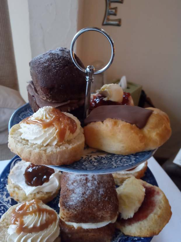 Event catering - Platinum afternoon tea selection