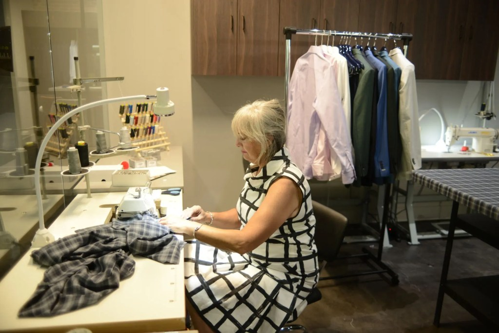 Miami Tailoring and Alterations Jaxson Maximus