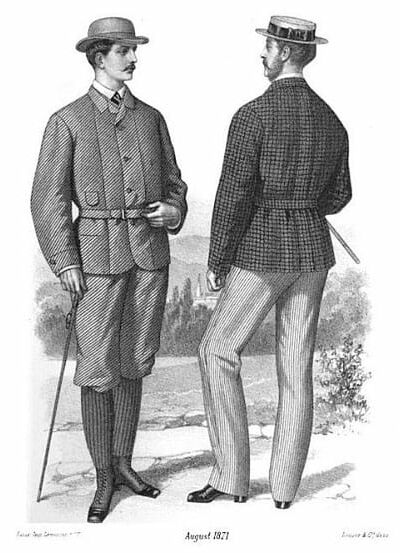 History of the sports coat