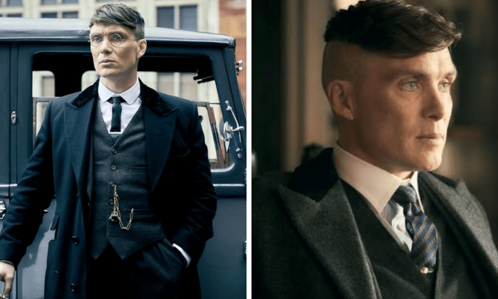TOM SHELBY'S Haircut