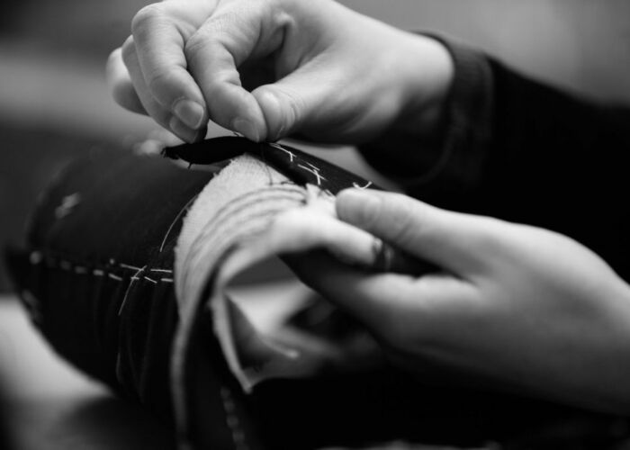 Scabal Tailoring-Process