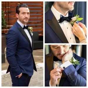 Jaxson Maximus Formal Wedding Men's Attire
