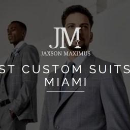 Miami Best Suit