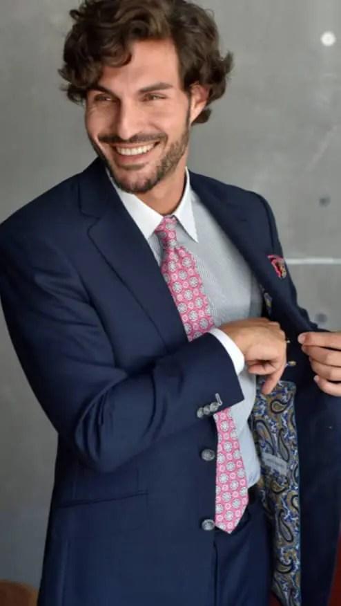 custom suit miami