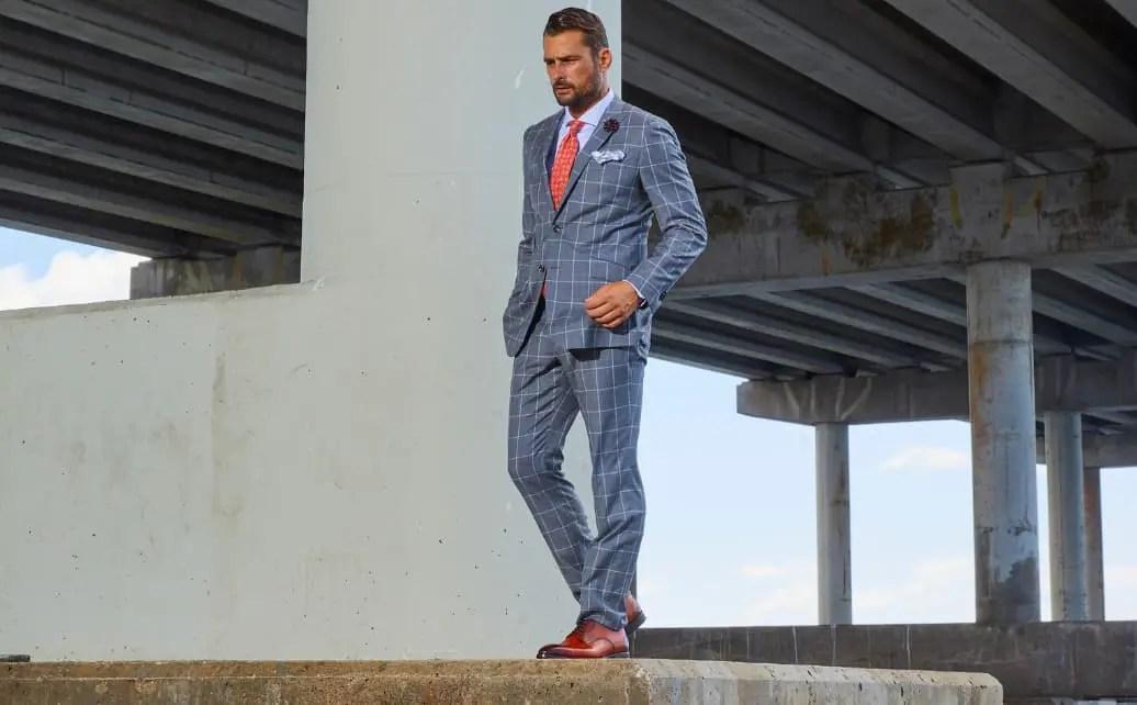 custom tailor suit