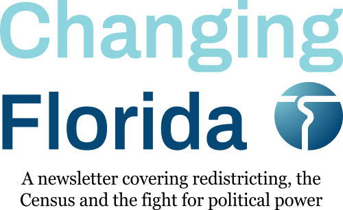 A newsletter covering redistricting, the Census and the fight for political power